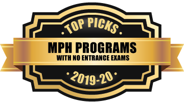 Top MPH Programs Badge