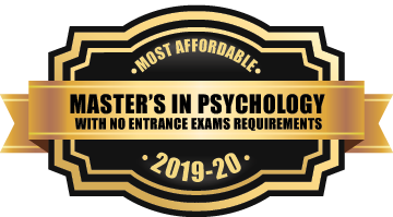 MASTERS IN PSYCHOLOGY BADGE